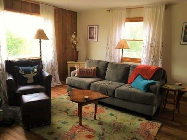 Lois' House - Saratoga - Ev