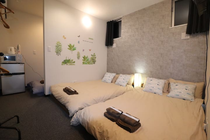 H2O Stay Hiroo New Open! Spacious House