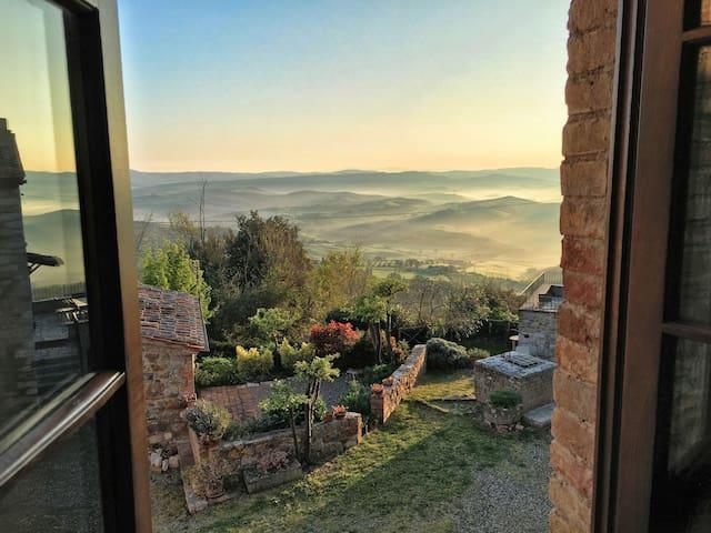 Alma Vignoni - Vignoni Val d'Orcia - Bagno Vignoni