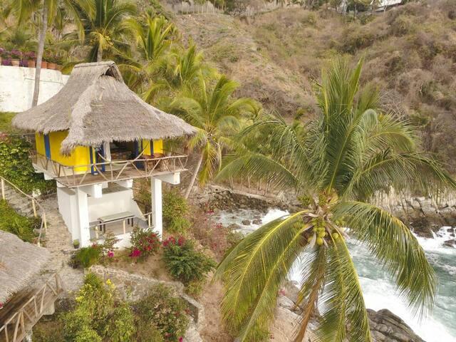 Villa Tres, una exclusiva vista al mar.