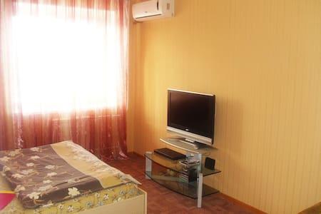 Уютная теплая чистая квартира - Omsk - Huoneisto