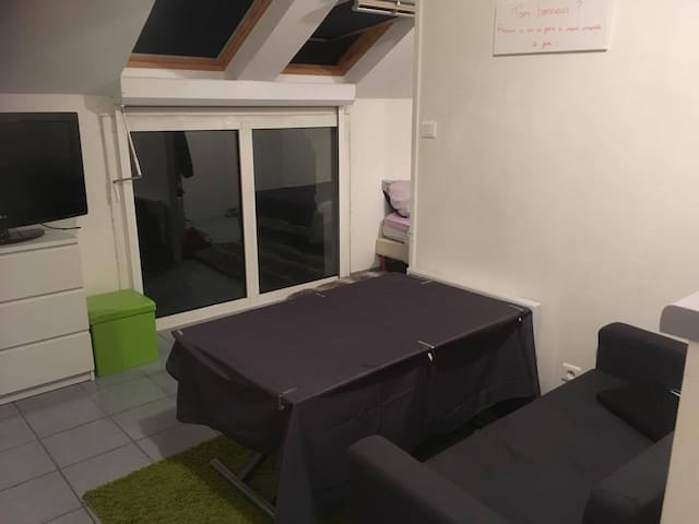 Appartement Beaujoire de 25m2
