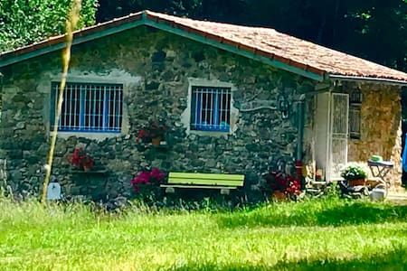 Sospel, Huis in de natuur.