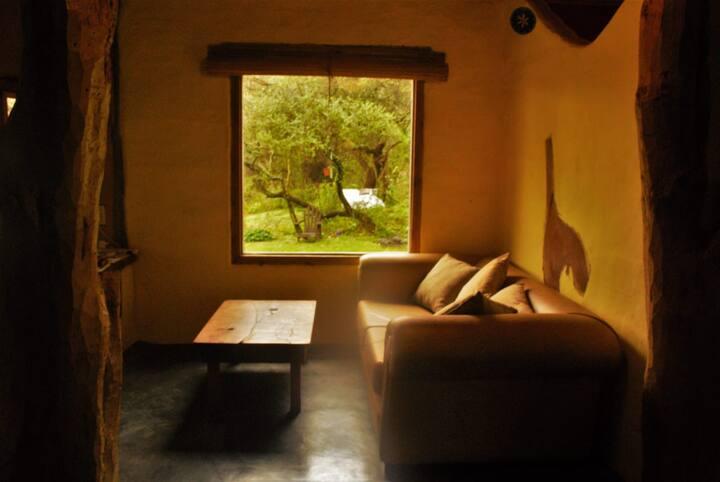Hermosa casa de adobe en Traslasierra