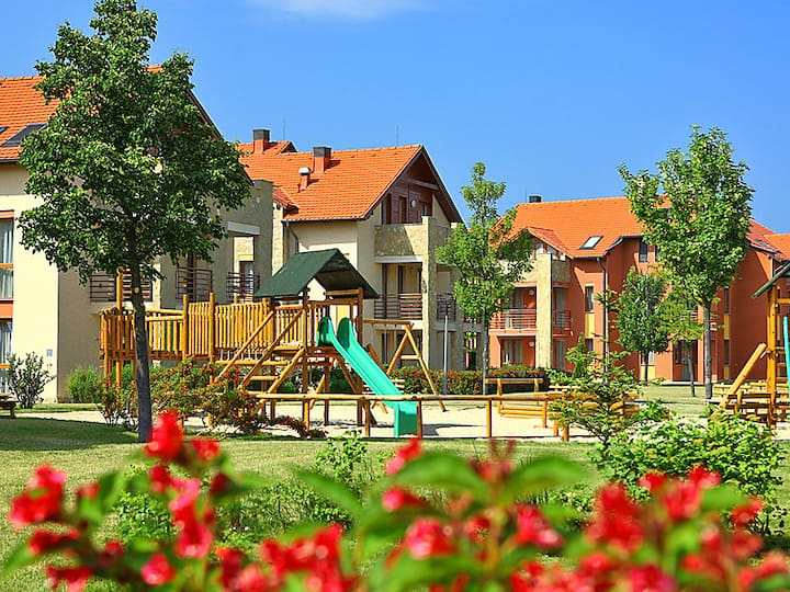 Luxus Golf Apartman