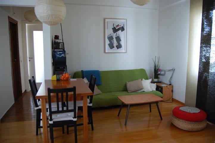Cosy apartment near the sea - Moschato - Pis