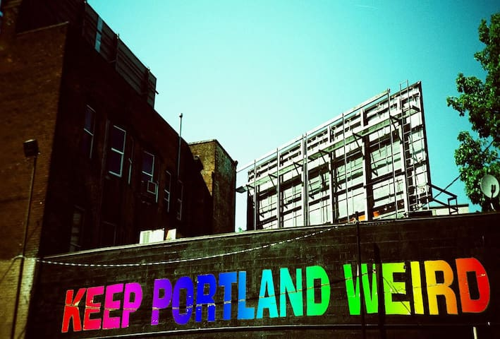 Be yourself in Portland...and find your tribe.