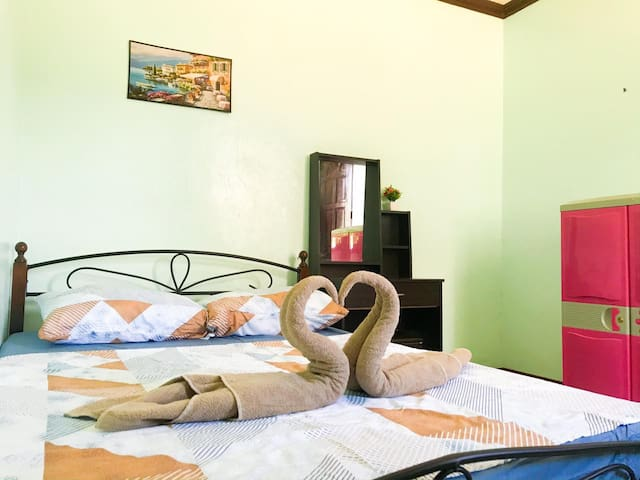 1 Room Apartment in 5mins drive from Alona Panglao