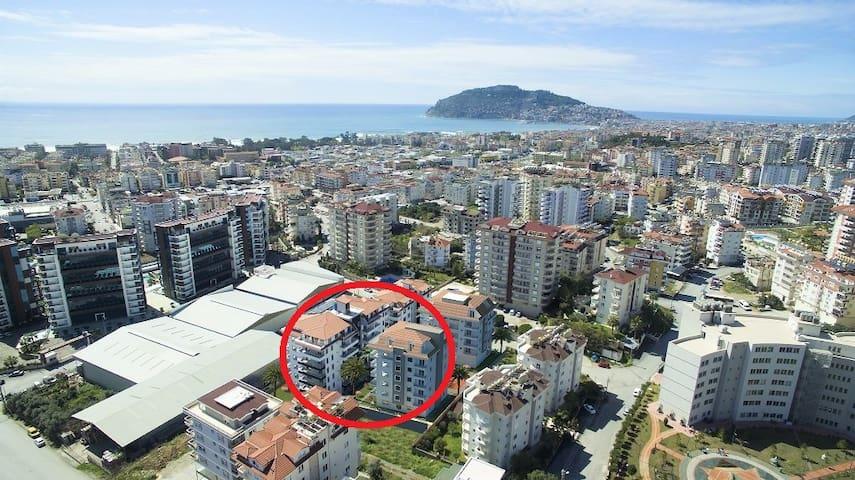 Caspian Residence - Cikcilli Belediyesi - Appartement