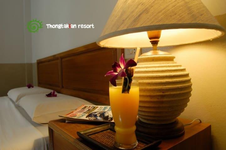 Cozy style at Thongtakian Beach Samui