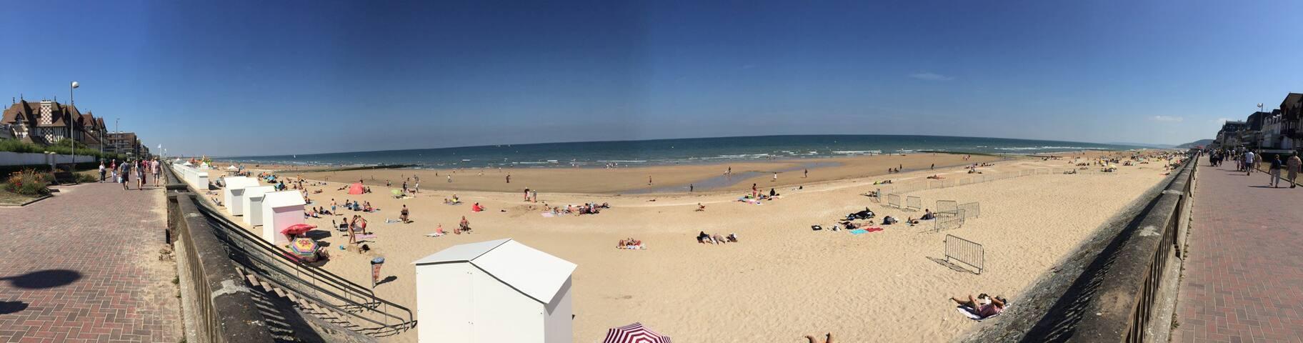 Apprt de 80m² à 10mn de la plage du CAROUBIER