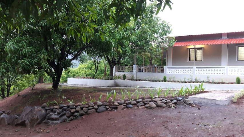 Sur Sangit Farm lavasa road near Temghar dam