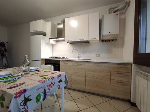 Confortevole appartamentino arredato a nuovo