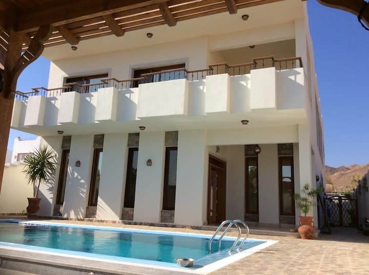 Luxury detached private villa with own pool