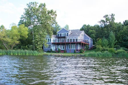 Amazing Lake Front Property - Lower Level - Kansas City