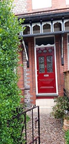 Charming Victorian house nr Beech Road, Chorlton.