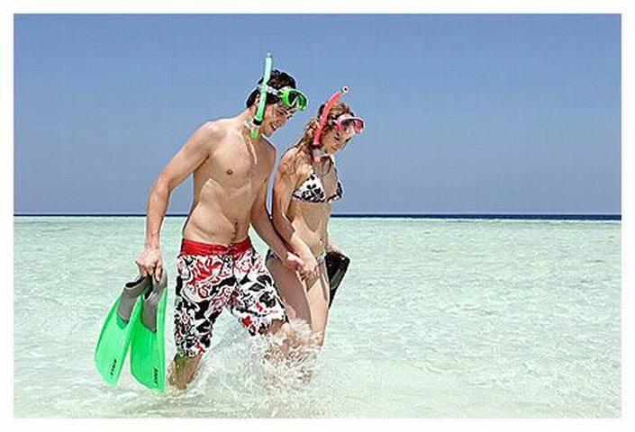 Sun,Sea & Sand maldives