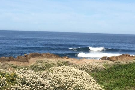 holiday cottage with seaview - Cape Saint Francis - Casa