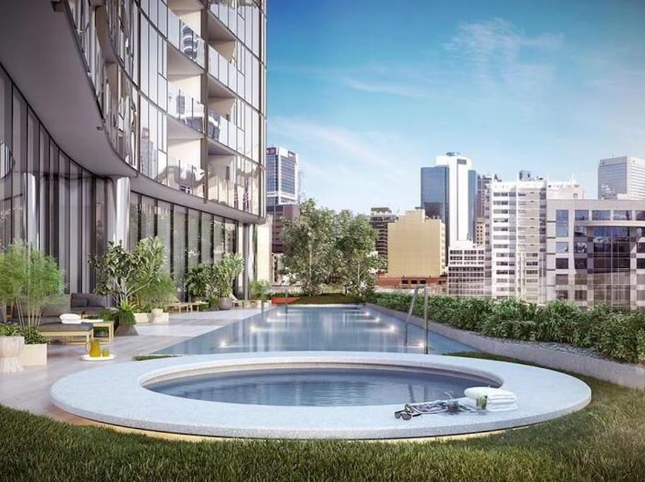 2 bedroom modern apartment in cbd apartments for rent in - 2 bedroom apartments melbourne for rent ...