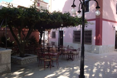 Comfortable rooms in small Istrian town near Pula