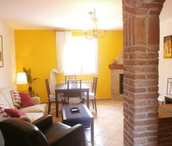 Casa rural La Peña - Canencia - Haus