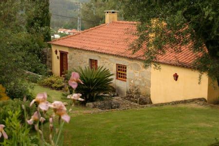 Quinta do Vedouro - Casa da corça - Ponte da Barca - วิลล่า