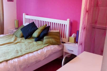 Double room - Motherwell - Apartment
