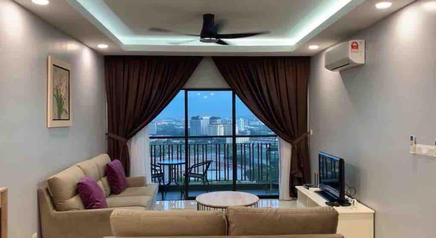Emira Residences with full condo facilities