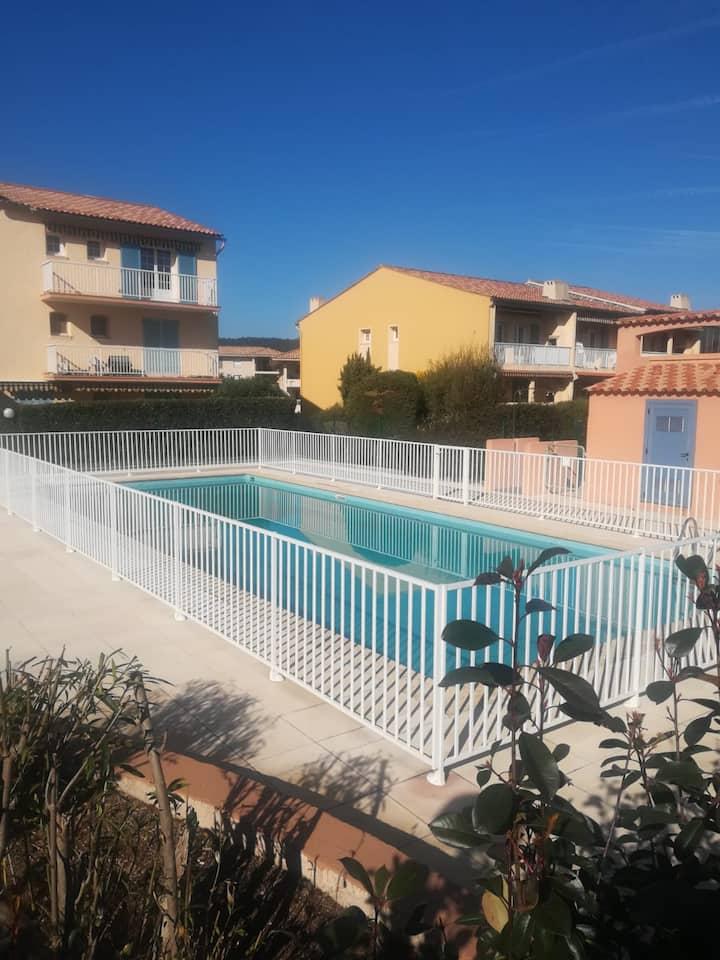 apartment, swimming pool, tennis, parking