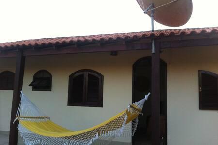 Praia Seca Centro- Cancún Brasileira/casa c piscin - Araruama