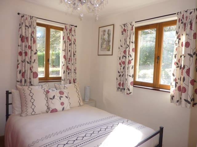 All linen provided. Hairdryer. Washing machine and iron available.