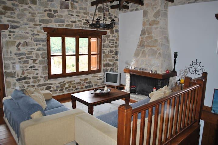 ΚΛΑΥΣΙ σπίτι με θέα