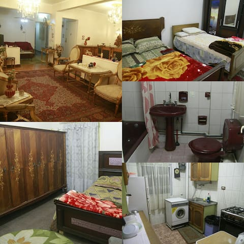 NZA Homestay - Nasr City