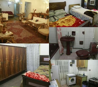 NZA Homestay - Nasr City - Apartment