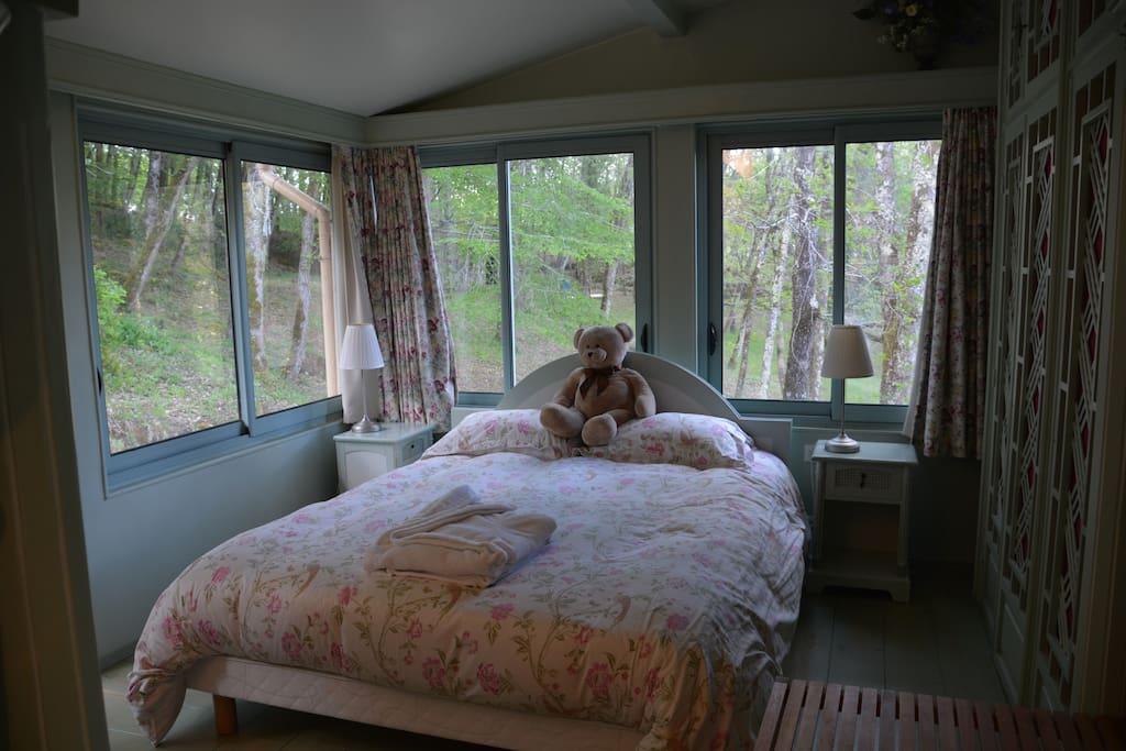 La chambre Véranda