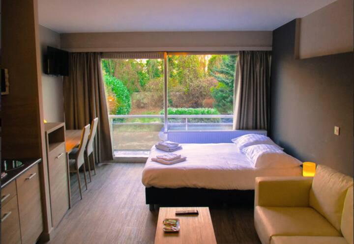 Studio double - Value Stay Residence Mechelen