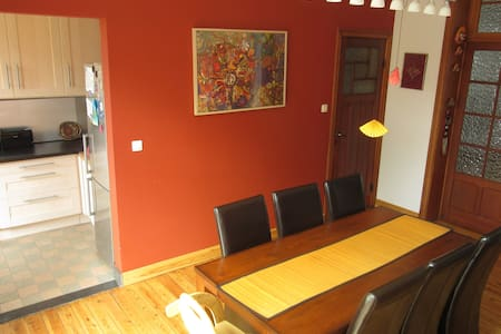 Bright house in city center - Soignies - Talo