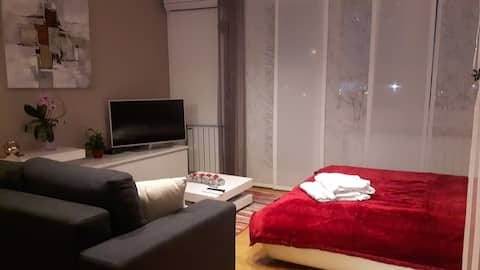 apartment in Zagreb,good view