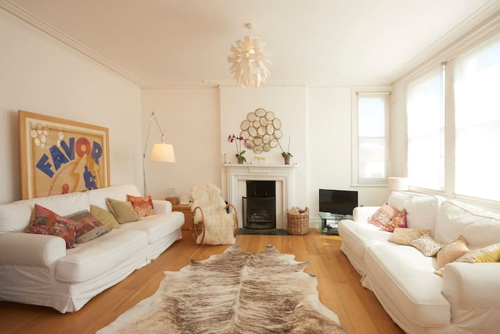 Gorgeous Muswell Hill Apartment