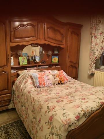 Une autre chambre double