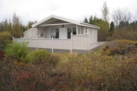 Cozy small  cabin near the golden circle.