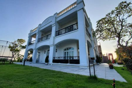 Mansion on Cheung Chau Island