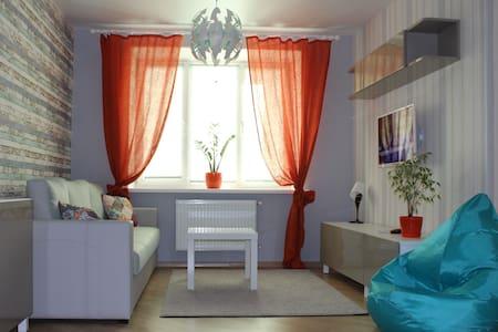 Квартира в центре в новом доме