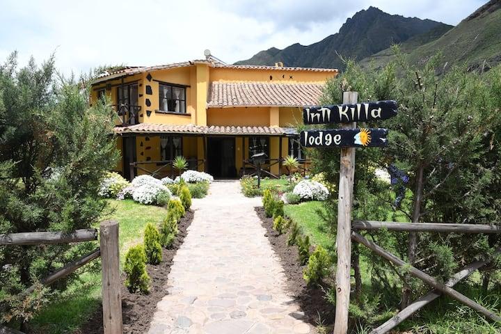 Inti killa lodge, Písac Valle Sagrado