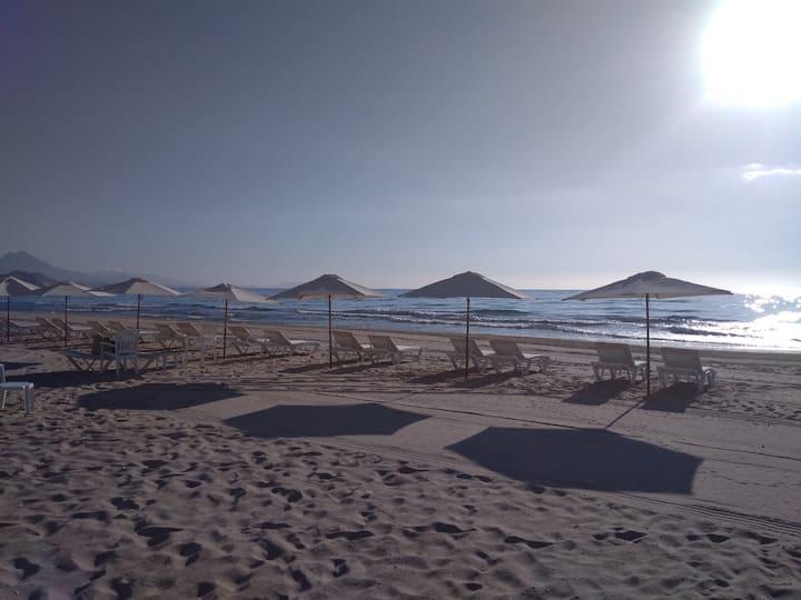 Playa San Juan: WIFI, piscina, tenis, padel, bbq..