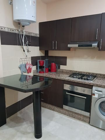 Very nice furnished  apartment in Rabat, 80M2.