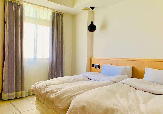 TaiHu Hotel 雙人標準套房 Twin/Double bed