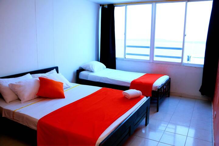 Apartamento en Cartagena Frente al Mar 2C19
