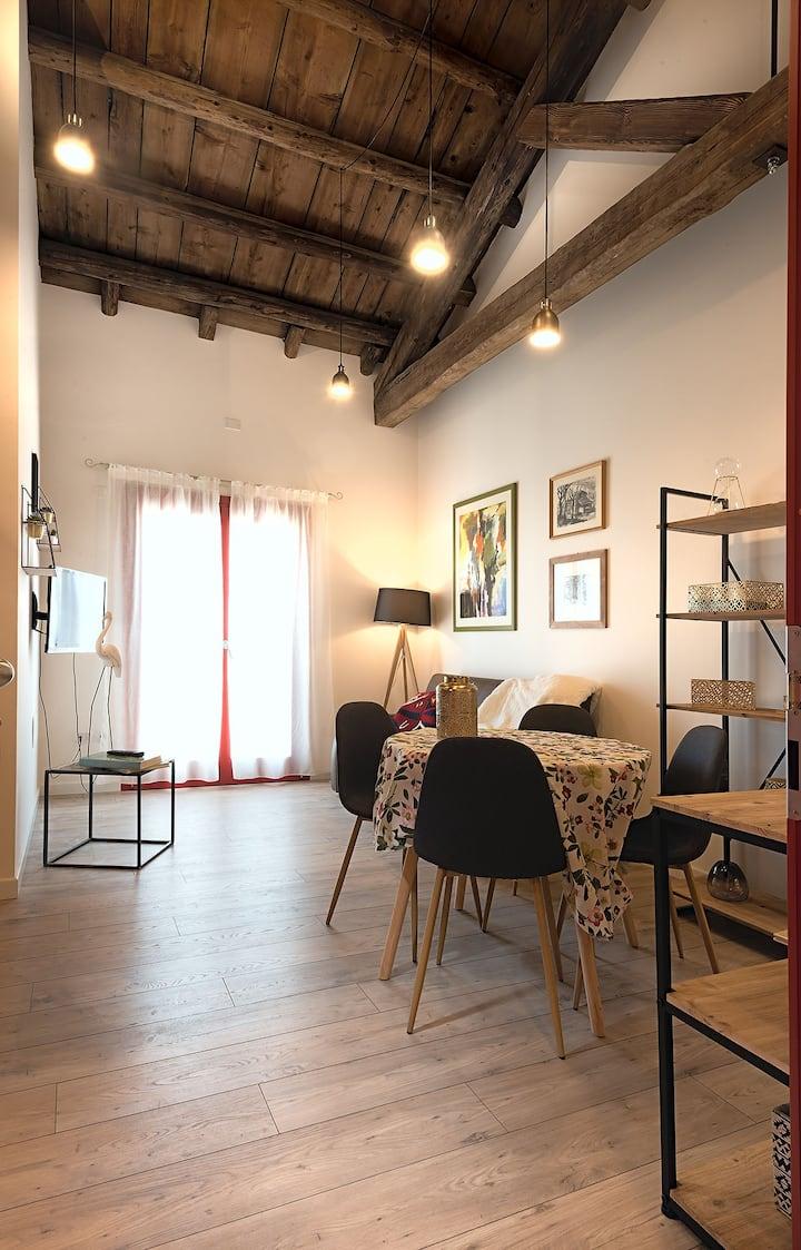 Appartamento Malvasia - Barchessa Rossetti