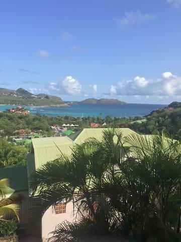 Appartement les Jardins de Saint jean - Gustavia - Apartment